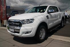 2017 Ford Ranger XLT Hi-Rider PX MkII Auto 4x2 Double Cab Automatic