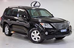 2008 Lexus LX570 Sports Luxury Auto 4x4 Automatic