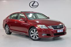2008 Lexus GS300 Sports Luxury Auto MY08 Automatic