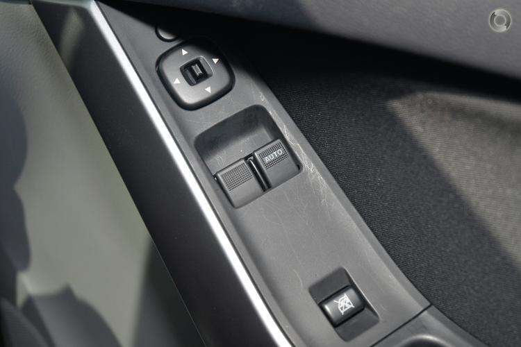 2017 Mazda BT-50 XT UR Manual 4x2
