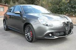 2015 Alfa Romeo Giulietta Distinctive Auto Automatic