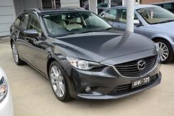2014 Mazda 6 Atenza Auto Automatic