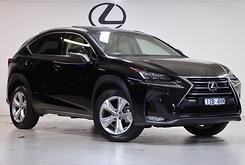 2015 Lexus NX NX200t Sports Luxury Auto AWD Automatic