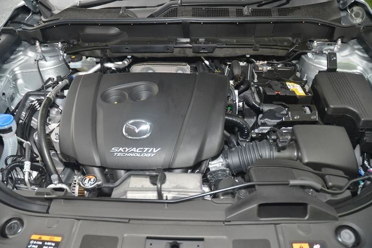 2017 Mazda CX-5 Maxx Sport KF Series Auto i-ACTIV AWD
