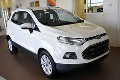 2016 Ford EcoSport Titanium BK Auto Automatic