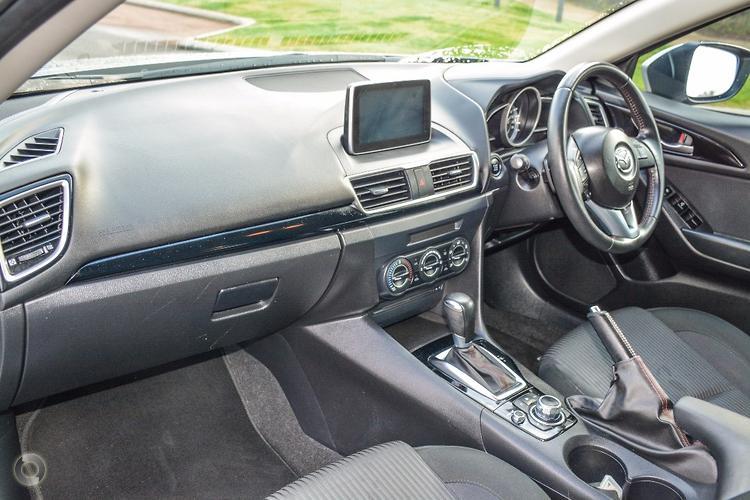2014 Mazda 3 Maxx BM Series Auto