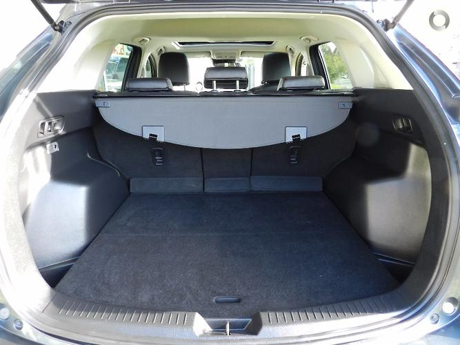 2013 Mazda CX-5 Grand Touring KE Series Auto AWD