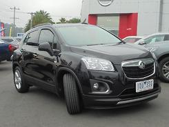2014 Holden Trax LTZ TJ Auto MY14 Automatic