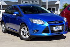 2014 Ford Focus Trend LW MKII Auto MY14 Automatic