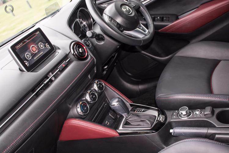 2015 Mazda CX-3 sTouring DK Auto AWD