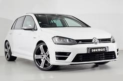 2015 Volkswagen Golf R 7 Auto 4MOTION MY15 Automatic