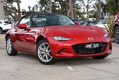 2016 Mazda MX-5 ND Manual Manual