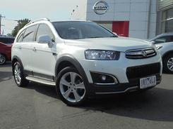 2014 Holden Captiva 7 LTZ CG Auto AWD MY14 Automatic