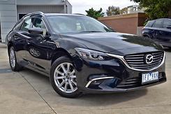 2015 Mazda 6 Touring Auto Automatic