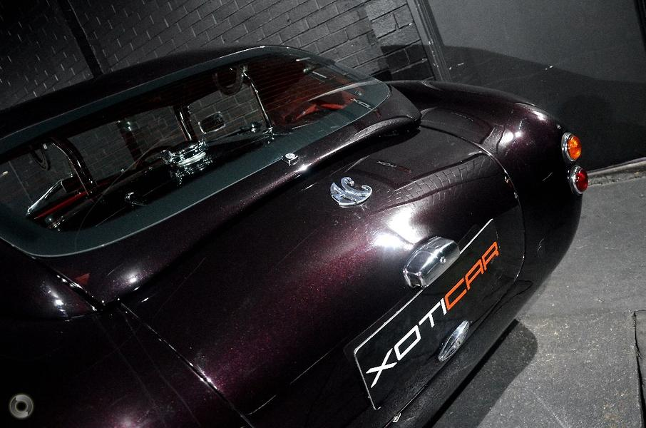 2007 AC Cobra Manual