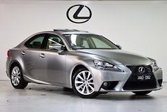 2013 Lexus IS250 Luxury Auto Automatic