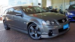 2013 Holden Commodore SS Z Series VE Series II Auto MY12.5 Automatic