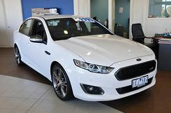 2015 Ford Falcon XR8 FG X Manual Manual