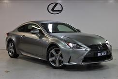 2015 Lexus RC RC350 Luxury Auto Automatic
