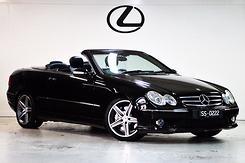 2005 Mercedes-Benz CLK55 AMG Auto MY06 Automatic