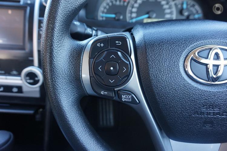 2014 Toyota Camry Altise Auto