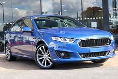 2016 Ford Falcon XR6 FG X Auto Automatic