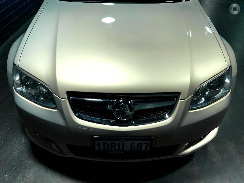 2011 Holden Berlina VE Series II Auto