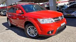 2013 Fiat Freemont Base Auto Automatic