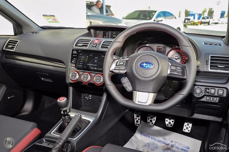 2017 Subaru WRX do Edition V1 Manual AWD MY17