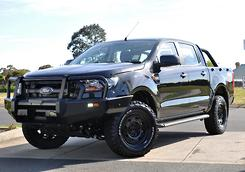 2017 Ford Ranger XL PX MkII Auto 4x4 Double Cab Automatic