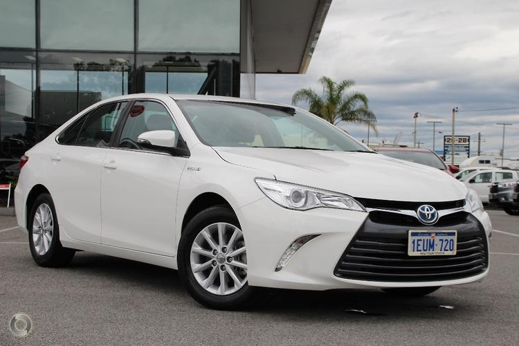 1 used toyota camry cars for sale in welshpool wa new town toyota. Black Bedroom Furniture Sets. Home Design Ideas