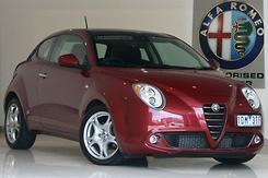 2013 Alfa Romeo MiTo Progression Auto MY12 Automatic