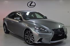 2015 Lexus IS350 F Sport Auto Automatic