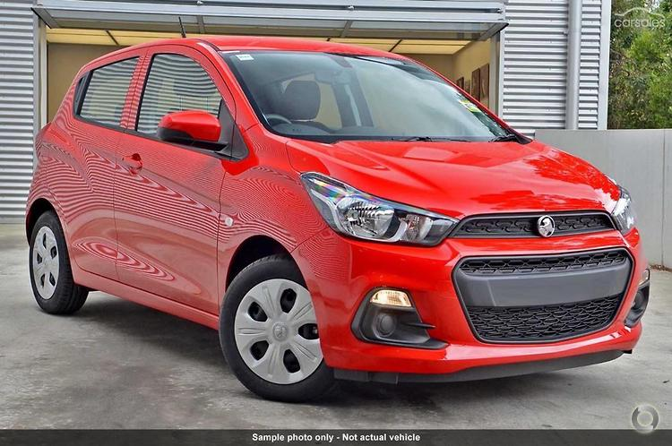 2016 HOLDEN SPARK LT MP AUTO MY16