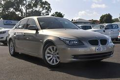 2008 BMW 520d E60 Auto MY08 Automatic