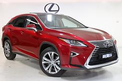 2016 Lexus RX350 Luxury Auto 4x4 Automatic