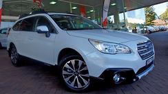 2015 Subaru Outback 2.5i 5GEN Auto AWD MY15 Automatic