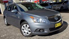 2013 Holden Cruze CD JH Series II Auto MY13 Automatic