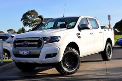 2016 Ford Ranger XLS PX MkII Auto 4x4 Double Cab Automatic
