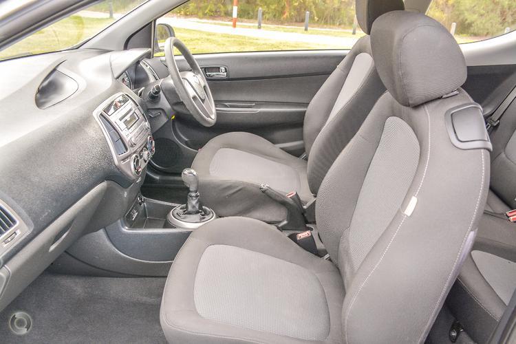 2012 Hyundai i20 Active Manual MY12