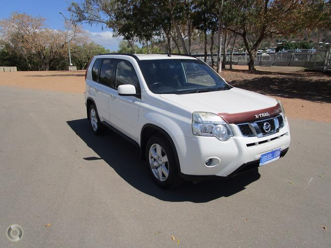 2010 Nissan X-Trail TS T31 Manual 4x4 MY10 Manual & 60 Used Cars for sale in Townsville QLD - Carmichael Ford markmcfarlin.com