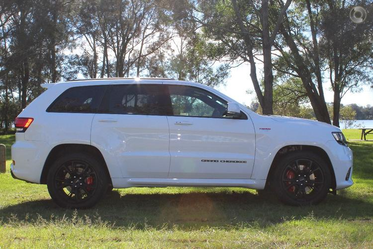 2017 Jeep Grand Cherokee SRT Auto 4x4 MY17