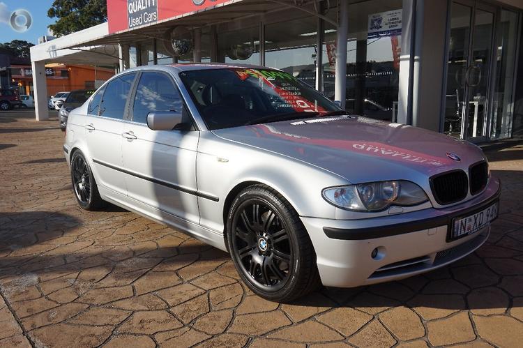 2003 BMW 330i E46 Auto MY03