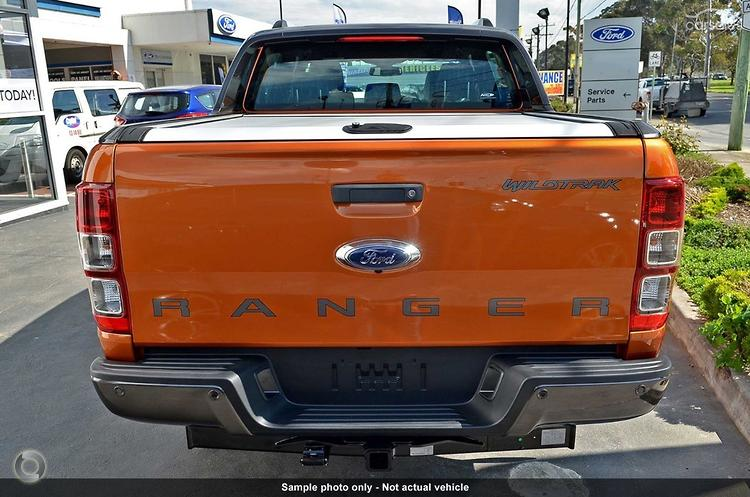 2017 Ford Ranger Wildtrak PX MkII Auto 4x4 Double Cab Automatic & 170 Cars for sale in Townsville QLD - Carmichael Ford markmcfarlin.com