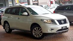 2015 Nissan Pathfinder ST R52 Auto 2WD MY15 Automatic