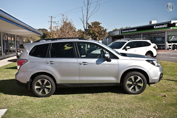 2017 Subaru Forester 2.0i-L S4 Manual AWD MY17