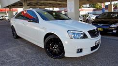 2014 Holden Caprice V WN Auto MY15 Automatic