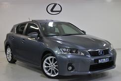 2013 Lexus CT200h Sports Luxury Auto MY13 Automatic