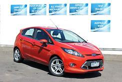 2013 Ford Fiesta Zetec WT Auto Automatic