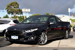 2015 Ford Falcon Ute XR6 Turbo FG X Manual Super Cab Manual